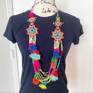 Antica Sartoria Jewelry - Boho Style Chunky, funky Statement Piece!!!